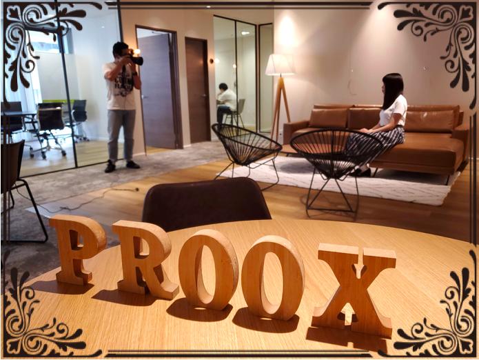 【プルークスの日常をご紹介】オフィス撮影を実施しました!